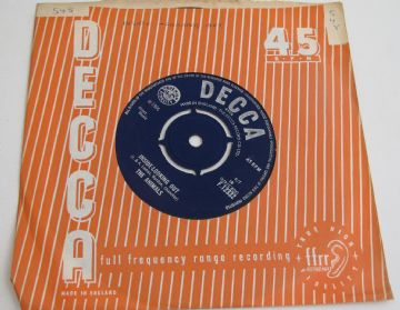 "Animals (The) INSIDE-LOOKING OUT 1966 UK  7"" RHYTHM & BLUES  NEAR MINT AUDIO"